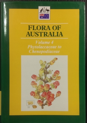 Image for Flora of Australia. Volume 4 : Phytolaccaceae to Chenopodiaceae.