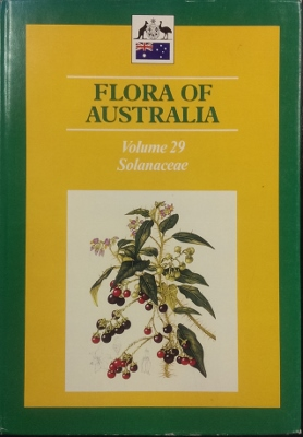 Image for Flora of Australia. Volume 29 : Solanaceae.