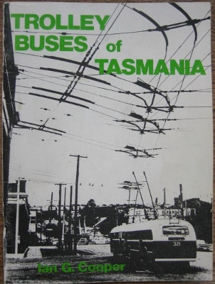 Image for Trolley Buses of Tasmania.