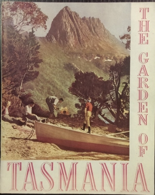 Image for The Garden of Tasmania.