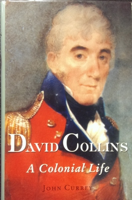 Image for David Collins : a colonial life.