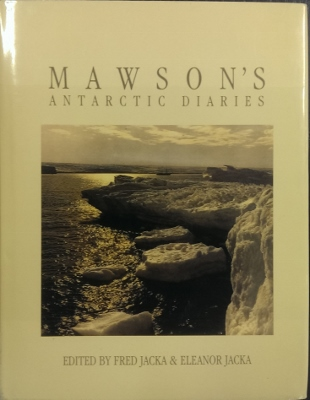 Image for Mawson's Antarctic Diaries.