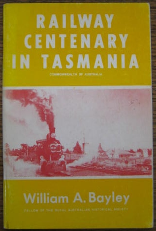 Image for Railway Centenary in Tasmania.