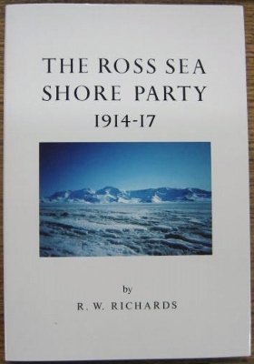Image for The Ross Sea Shore Party 1914-17.
