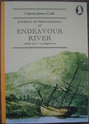 Image for Journal of Proceedings at Endeavour River 11 June - 14 August 1770.