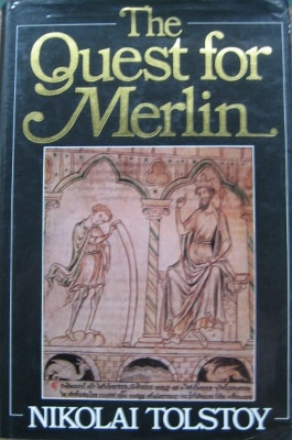 Image for The Quest for Merlin.