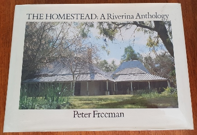 Image for The Homestead : a Riverina anthology.