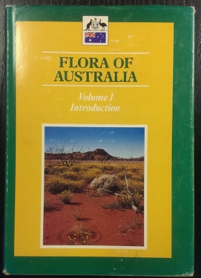 Image for Flora of Australia. Volume 1 : Introduction.