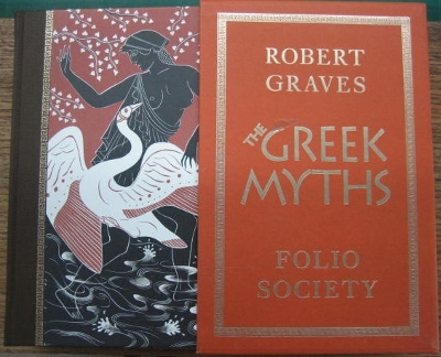Image for The Greek Myths [in two volumes].