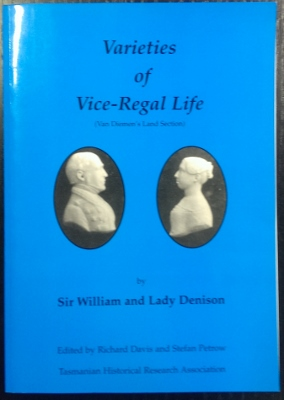 Image for Varieties of Vice-Regal Life (Van Diemen's Land section).