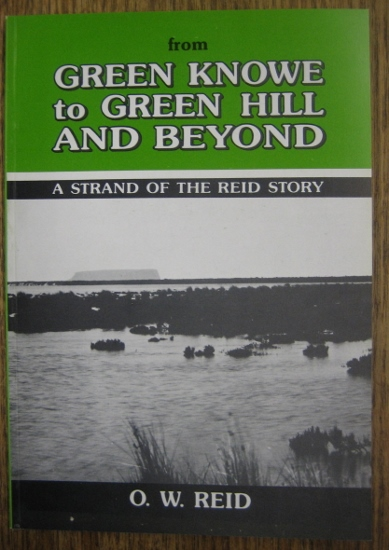 Image for From Green Knowe to Green Hill and Beyond : a strand of the Reid story.