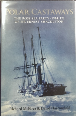 Image for Polar Castaways : the Ross Sea Party (1914-17) of Sir Ernest Shackleton.