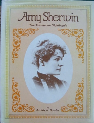 Image for Amy Sherwin : the Tasmanian Nightingale.