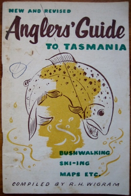 Image for Anglers Guide to Tasmania : with maps and photographs.