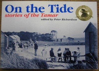 Image for On the Tide : stories of the Tamar.