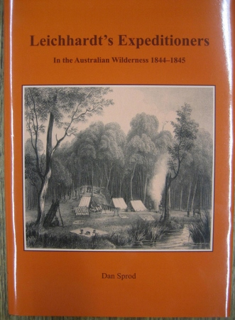 Image for Leichhardt's Expeditioners : in the Australian Wilderness 1844-1845.