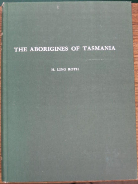 Image for The Aborigines of Tasmania.