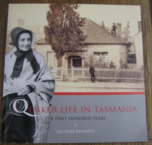 Image for Quaker Life in Tasmania : the first hundred years.