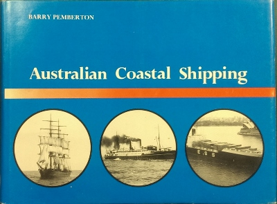 Image for Australian Coastal Shipping.