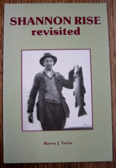 Image for Shannon Rise Revisited : a story of Tasmanian angling folklore.
