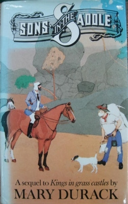 Image for Sons in the Saddle.