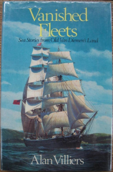 Image for Vanished Fleets : sea stories from Old Van Diemen's Land.