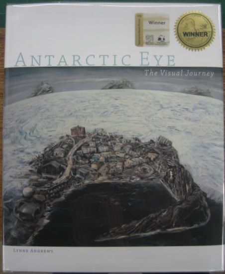 Image for Antarctic Eye: the visual journey.