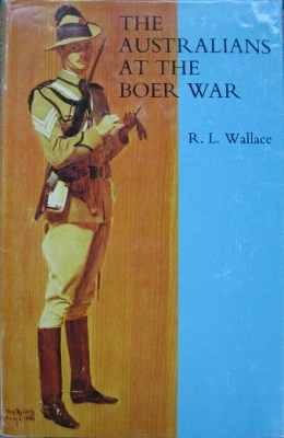Image for The Australians at the Boer War.