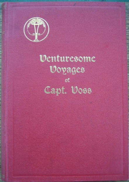 Image for The Venturesome Voyages of Capt. Voss.