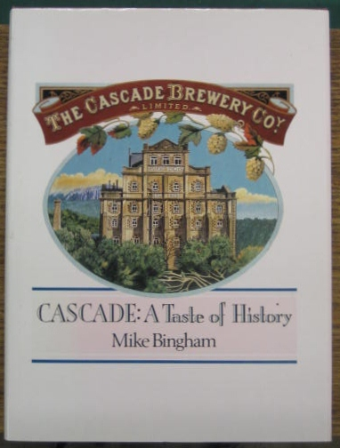 Image for Cascade : a taste of history.