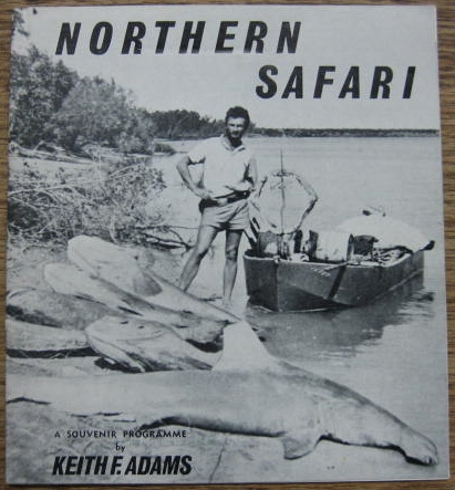 Image for Northern Safari : a souvenir programme.