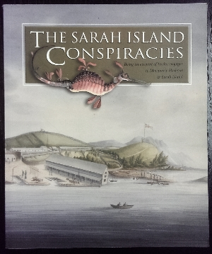 Image for The Sarah Island Conspiracies.