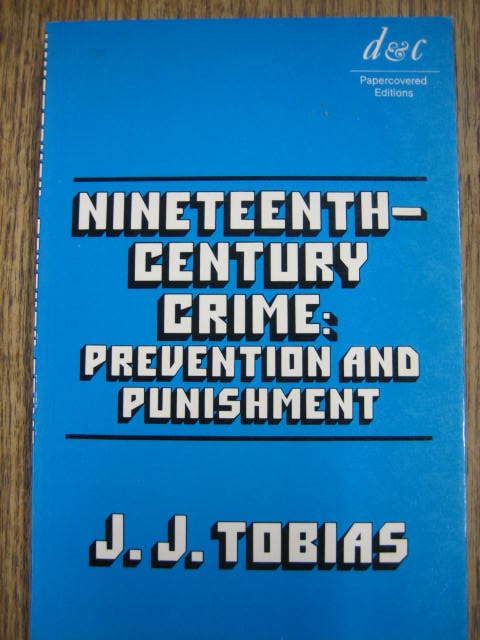 Image for Nineteenth-Century Crime : prevention and punishment.