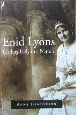 Image for Enid Lyons : leading lady to a nation.
