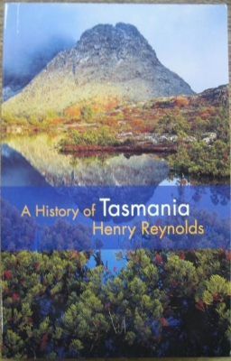 Image for A History of Tasmania.