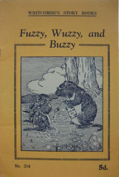 Image for Fuzzy, Wuzzy and Buzzy. For children ages 8 to 9 years.