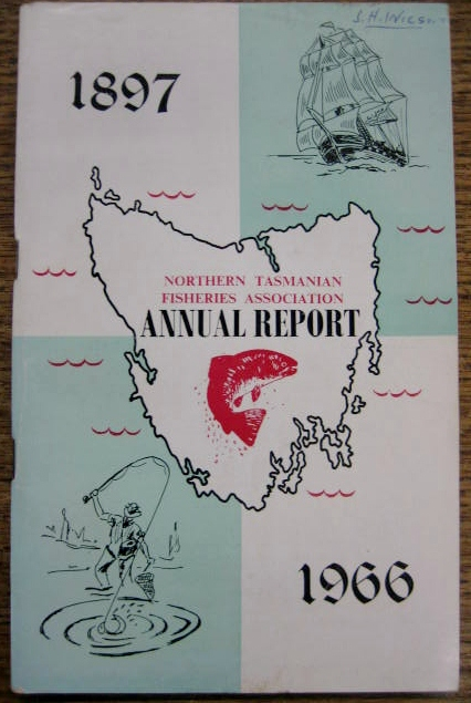 Image for Northern Tasmanian Fisheries Association. Annual Report 1966.