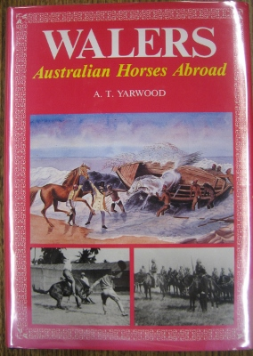 Image for Walers : Australian horses abroad.