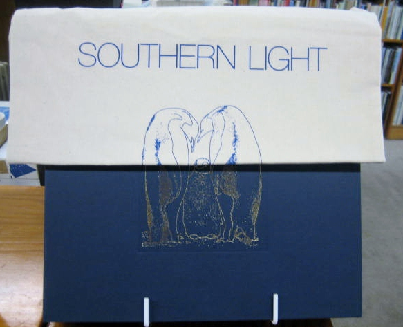 Image for Southern Light : images from Antarctica.