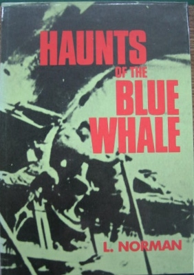 Image for Haunts of the Blue Whale.