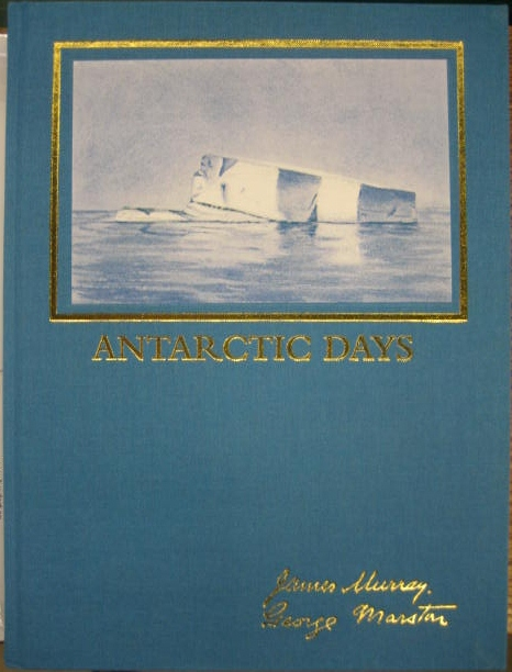 Image for Antarctic Days.