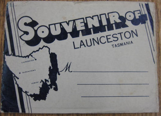 Image for Souvenir of Launceston Tasmania.