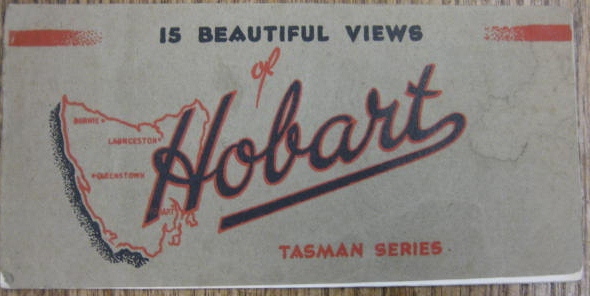 15 Beautiful Views of Hobart (Tasman Series).