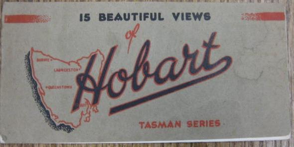 15 Beautiful Views of Hobart (Tasman Series).