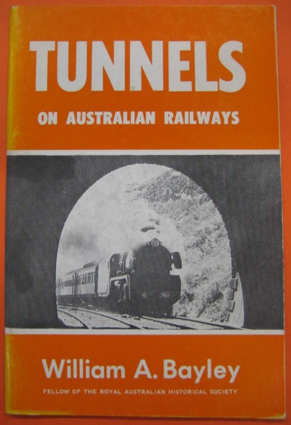 Image for Tunnels on Australian Railways.