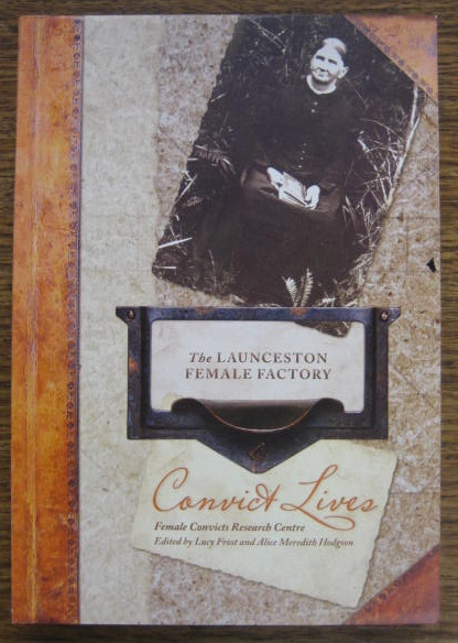 Image for Convict Lives at the Launceston Female Factory.