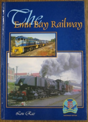 Image for The Emu Bay Railway.