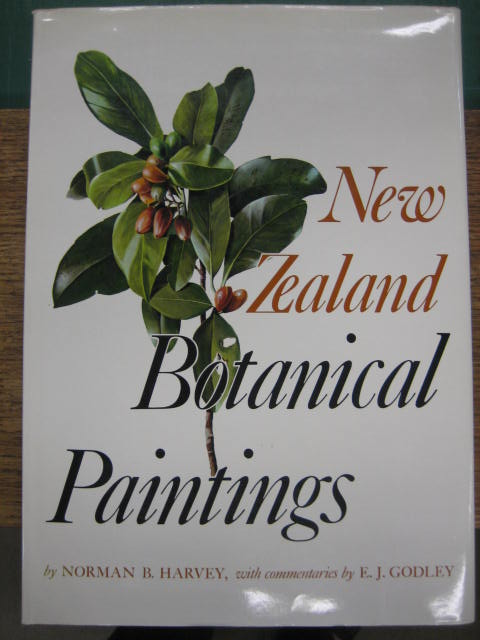 Image for New Zealand Botanical Paintings.