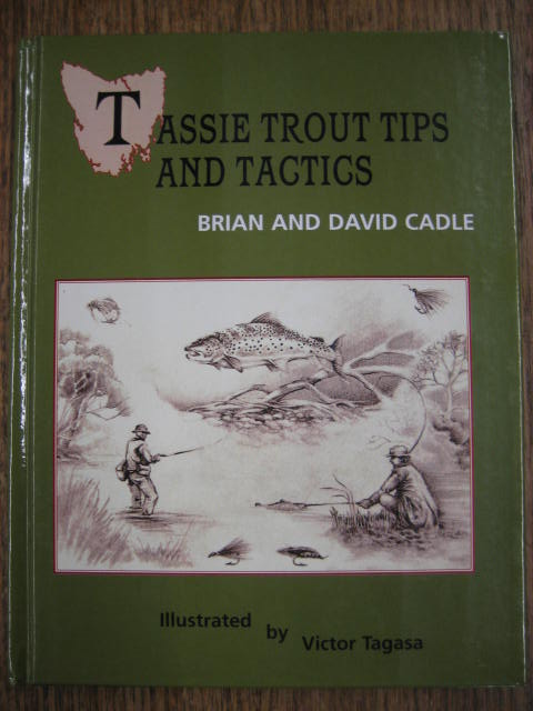 Image for Tassie Trout Tips and Tactics.