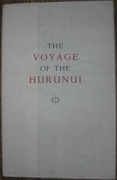 Image for The Voyage of the Hurunui : a ballad.